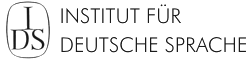 Institut für Deutsche Sprache logo